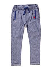 PAMELA 307 - SWEAT PANTS - BLUE