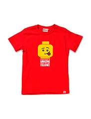TIMMY 494 - T-SHIRT S/S - Red