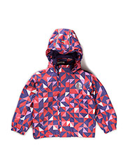 JADE 211 - RAIN JACKET - PURPLE