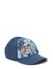 CAMILLA 111 - CAP - DARK BLUE