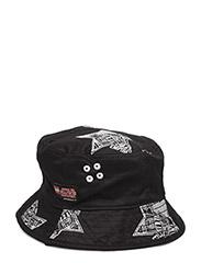 ACE 351 - HAT - BLACK