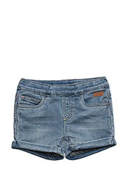 PAPINA 306 - DENIM SHORTS - LIGHT DENIM