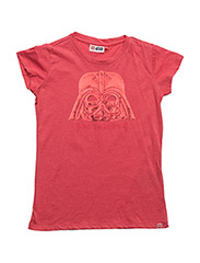 TALLYS 353 - T-SHIRT S/S - CORAL RED