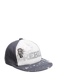 ALEXA 351 - CAP - DARK GREY