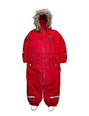 JAXON 780 - SNOWSUIT - RED