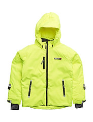 JAZZ 880 - JACKET - YELLOW