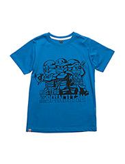 M-71167 - T-SHIRT S/S - BLUE