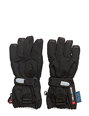 ALEXA 771 - GLOVES W/MEM. - BLACK