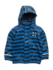 JUSTICE 102 - RAIN JACKET - DARK NAVY