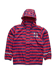 JAMAICA 102 - RAIN JACKET - RED