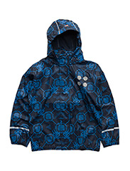 JONATHAN 103 - RAIN JACKET - DARK NAVY