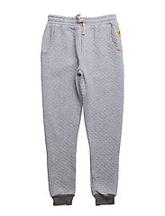 PIPER 703 - SWEAT PANT - GREY MELANGE