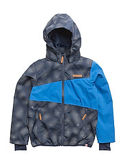 JAKOB 221 - JACKET - BLUE