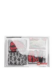 GIFTBOX - LEGO NINJAGO - GREY MELANGE