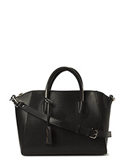 Anaconda bag - BLACK