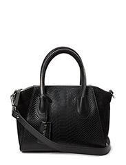 Viper black silver bag - BLACK