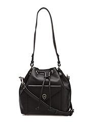 Harriet bag - BLACK/SILVER