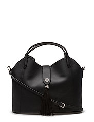 Dalton bag - BLACK/SILVER