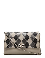 Dawn bag - BLACK/SILVER