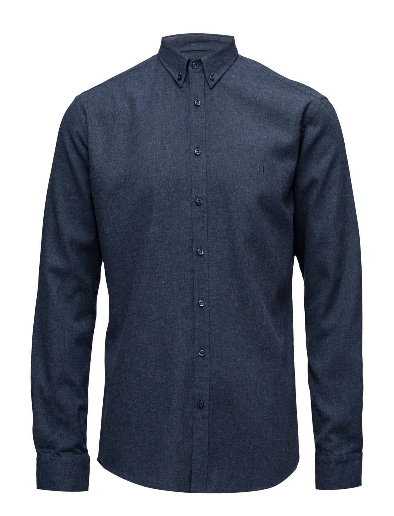 Shirt Desert Les Deux Casual sko til Herrer i Navy blå
