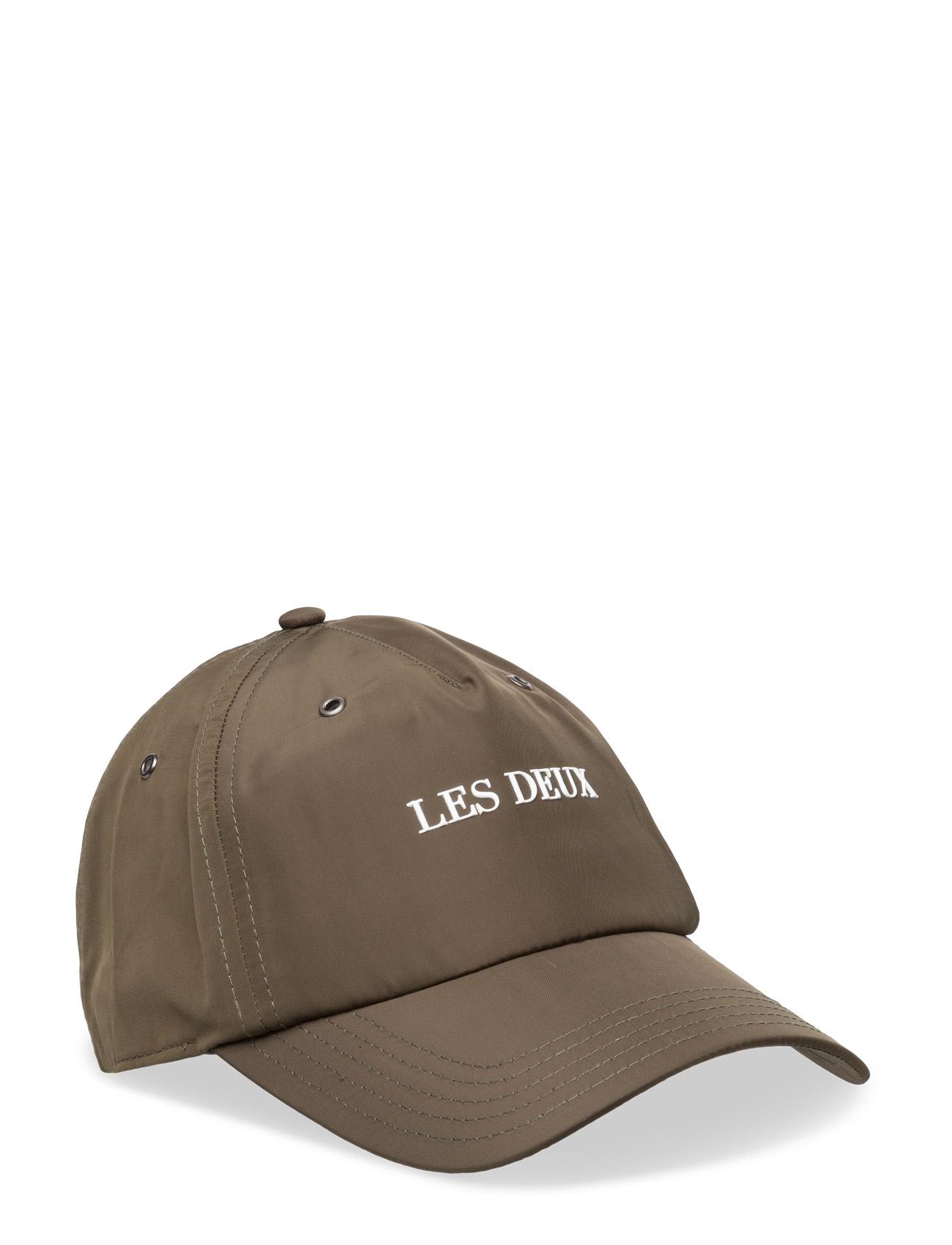 Baseball Cap Les Deux Nylon Les Deux Hatte & Caps til Herrer i Grøn