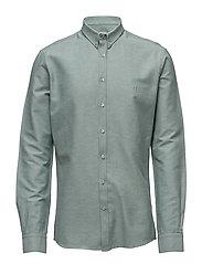 Oxford Shirt Varnæs - GREEN