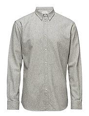 Over Shirt Wool Pike - LIGHT GREY