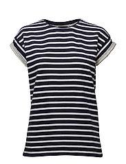 Ladies T-shirt Nautica - NAVY