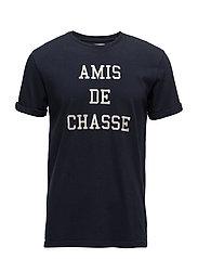 T-shirt Glouchester - NAVY