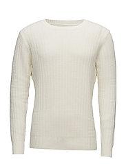 Knitwear Bentham - OFF WHITE