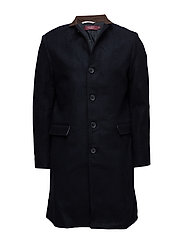 Jacket Mens Coat - NAVY
