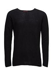 Knitwear Imperial Loose - BLACK