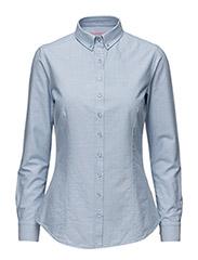 Ladies Shirt Nørregaard - BLUE