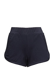 Ladies Shorts Pique Ècole - NAVY