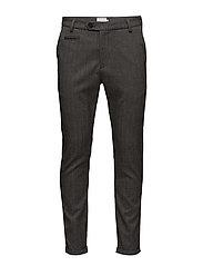 Malus Suit Pants - GREY MELANGE