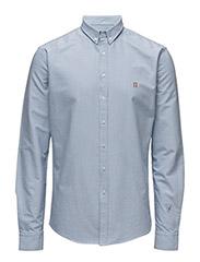 Shirt Nørregaard - BLUE