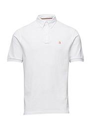 Piqué T-Shirt - WHITE