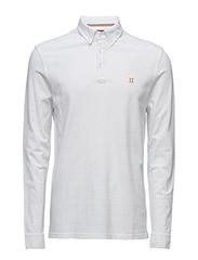 Polo Long Sleeve Nørregaard - WHITE