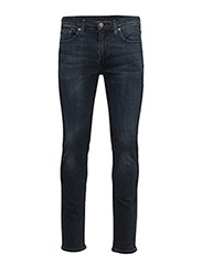 511 SLIM FIT HEADED SOUTH - DARK INDIGO - WORN IN