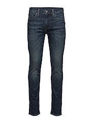 511 SLIM FIT PEP LTWT COOL - MED INDIGO - WORN IN