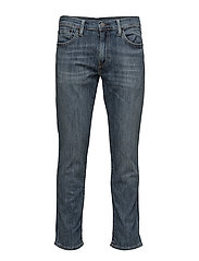 511 SLIM FIT SHERILL LTWT COOL - MED INDIGO - WORN IN
