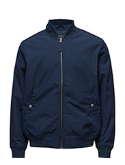 THERMORE BOMBER DRESS BLUES - BLUES