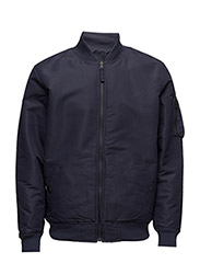 REVERSIBLE MA-1 BOMBER - NIGHTWATCH BLUE