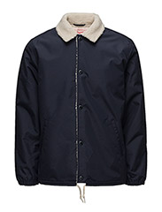 SHERPA COACH'S JACKET - NIGHTWATCH BLUE