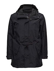 3-IN-1 FISHTAIL  PARKA - CAVIAR