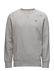 ORIGINAL HM ICON CREW - MEDIUM GREY HEATHER (3)