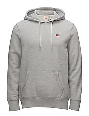 ORIGINAL HM PULLOVER HOO - MEDIUM GREY HEATHER (3)
