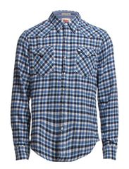 L/S BARSTOW WESTERN SHIRT MT_P - 55