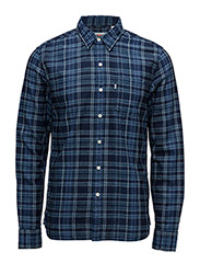 SUNSET 1 POCKET SHIRT - NUTHATCH INDIGO