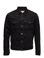 THE TRUCKER JACKET BERKMAN - BLACKS